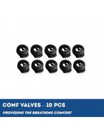 10x COMF VALVES (5 paires de valves)